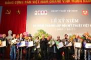 Tổ chức kỷ niệm 60 năm ngày thành lập Hội Mỹ thuật Việt Nam