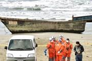 """Nguyên nhân của hiện tượng """"thuyền ma"""" dạt vào bờ biển Nhật Bản"""