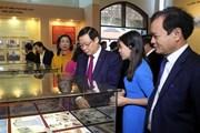 Khu lưu niệm Phan Bội Châu đón Bằng xếp hạng di tích đặc biệt
