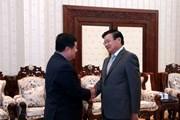 Thủ tướng Lào đánh giá cao hoạt động của hai ủy ban hợp tác Lào-Việt