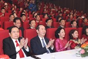 Chủ tịch nước dự chương trình nghệ thuật 'Sức mạnh nhân đạo'