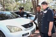 Thái Lan là điểm trung chuyển xe trộm cắp từ Malaysia sang Việt Nam