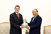 Thủ tướng Nguyễn Xuân Phúc tiếp tân Đại sứ Áo tại Việt Nam