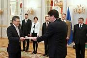 Đại sứ Việt Nam trình Quốc thư lên Tổng thống Hungary