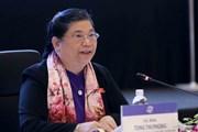 APPF nhấn mạnh tầm quan trọng của hợp tác giữa các nghị viện