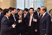 Gặp mặt cán bộ, công chức, viên chức Văn phòng Chính phủ đầu Xuân
