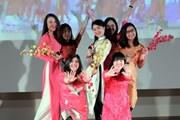 Sinh viên nước ngoài tại Moskva hào hứng với nét văn hóa Việt Nam