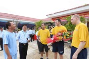 Hoạt động giao lưu cộng đồng giữa Hải quân Hoa Kỳ và Việt Nam