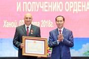 Chủ tịch nước dự kỷ niệm Ngày thành lập Trung tâm Nhiệt đới Việt-Nga