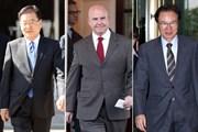 Cố vấn an ninh Mỹ-Hàn-Nhật thảo luận về đối thoại với Triều Tiên