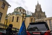 Căng thẳng quanh vụ điệp viên Skripal: EU triệu hồi đại sứ tại Nga