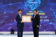 Phó Thủ tướng dự kỷ niệm 10 năm thành lập Samsung Electronics