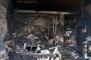 Nam Định: Cháy nhà dữ dội trong đêm, mẹ và 2 con nhỏ tử vong