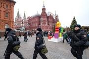 Nga chặn đứng âm mưu tấn công các tòa nhà công quyền
