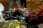 Quảng Trị: Xe máy chở 4 đâm trực diện ôtô, 4 người tử vong