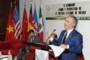 Mexico: Tọa đàm về vai trò, vị thế của Cộng đồng ASEAN
