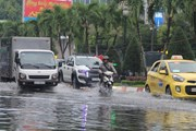 Từ ngày 24/4 Bắc Bộ và Bắc Trung Bộ có mưa dông diện rộng