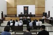 Vụ Hà Văn Thắm: Các luật sư trình bày quan điểm xin giảm hình phạt