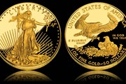 Doanh số bán đồng xu vàng của Mỹ đang ngày càng giảm