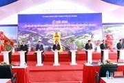 Hải Phòng: Cầu vượt nút giao Nguyễn Văn Linh sẽ hoàn thành vào 2019