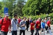 WHO tổ chức sự kiện ''Chạy và đi bộ'' nhân kỷ niệm 70 năm thành lập