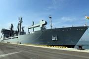 [Photo] Ba tàu Hải quân Ấn Độ thăm thành phố Đà Nẵng