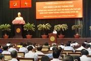 TP.HCM thông báo kết quả Hội nghị Trung ương 7 khóa XII