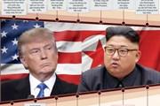 """[Infographics] Diễn biến """"nóng"""" xung quanh quan hệ Mỹ-Triều"""