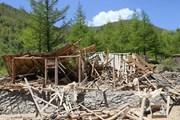 Những hình ảnh đầu tiên về việc dỡ bỏ bãi thử hạt nhân Punggye-ri