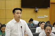 """Yêu cầu làm rõ vụ việc bổ nhiệm """"thần tốc"""" ông Vũ Hùng Sơn"""