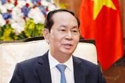 Chủ tịch nước và Phu nhân rời Hà Nội đi thăm cấp Nhà nước tới Nhật Bản