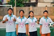 Lễ hội Bóng đá Hy vọng: Hạnh phúc của trẻ em mồ côi Việt Nam