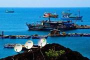 Tìm thấy thi thể thuyền viên trong vụ chìm tàu cá gần đảo Hòn Chuối