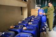 Phạt tù chủ cơ sở sản xuất rượu kém chất lượng gây ngộ độc