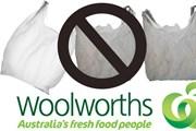 Tập đoàn bán lẻ Woolworths ngừng cung cấp túi nilon sử dụng một lần