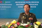 Phó Thủ tướng Campuchia thăm một số địa danh ở Bình Phước
