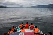 Số người mất tích trong vụ chìm thuyền tại Indonesia tăng gấp 3 lần