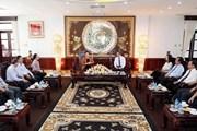 Chủ tịch Quốc hội Nguyễn Thị Kim Ngân làm việc tại tỉnh Bạc Liêu