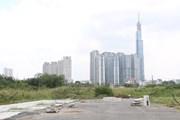 """""""Nóng"""" vấn đề liên quan dự án Khu đô thị mới Thủ Thiêm"""