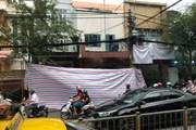 TP.HCM: Nổ gần trụ sở công an phường, nhiều xe máy cháy đen