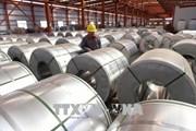 Mỹ miễn thuế một số sản phẩm thép nhập khẩu từ 5 nước