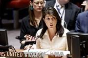 Đại sứ Mỹ tại Liên hợp quốc chỉ trích các tổ chức nhân quyền