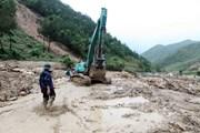 Cập nhật tình hình thiệt hại do mưa lũ trên hệ thống quốc lộ