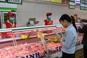 Việt Nam xuất khẩu lô thịt lợn đầu tiên sang Myanmar