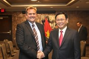 Doanh nghiệp Hoa Kỳ mong muốn tăng cường đầu tư tại Việt Nam