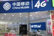"""Mỹ đưa nhà mạng viễn thông China Mobile """"vào tầm ngắm"""""""