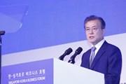 Tổng thống Hàn Quốc đề cao vai trò của ASEAN trong hợp tác