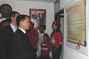 Đoàn đại biểu Đảng Cộng sản Việt Nam thăm Cộng hòa Dominicana