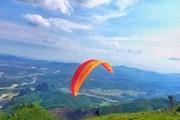 Quảng Ninh: Khai mạc Giải Dù lượn Năm Du lịch quốc gia 2018