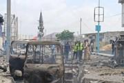 Somalia: Cảnh sát bắn nổ tung một chiếc xe chạy quá tốc độ